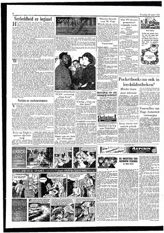 Rotterdamsch Parool / De Schiedammer 1959-03-18