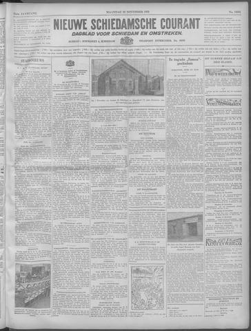 Nieuwe Schiedamsche Courant 1932-11-28