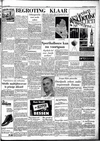 Trouw / De Rotterdammer 1965-11-25
