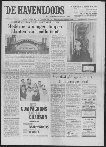 De Havenloods 1966-04-28