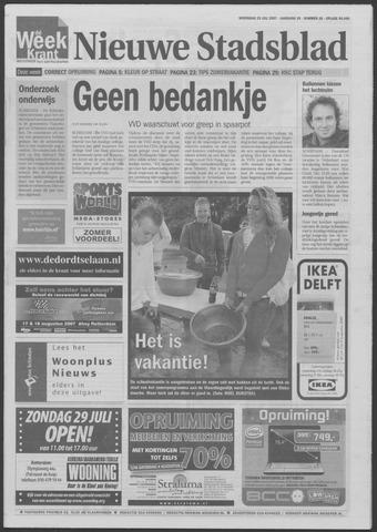 Het Nieuwe Stadsblad 2007-07-25