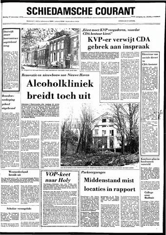 Rotterdamsch Nieuwsblad / Schiedamsche Courant / Rotterdams Dagblad / Waterweg / Algemeen Dagblad 1979-11-27