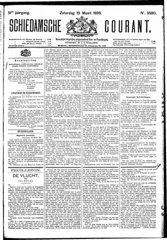 Schiedamsche Courant 1898-03-19