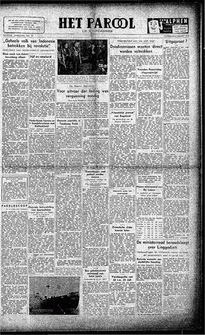 Rotterdamsch Parool / De Schiedammer 1947-03-08