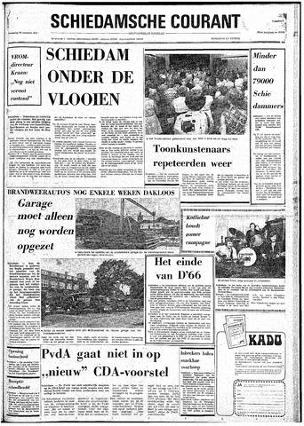 Rotterdamsch Nieuwsblad / Schiedamsche Courant / Rotterdams Dagblad / Waterweg / Algemeen Dagblad 1974-08-28