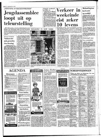 Rotterdamsch Parool / De Schiedammer 1970-07-20