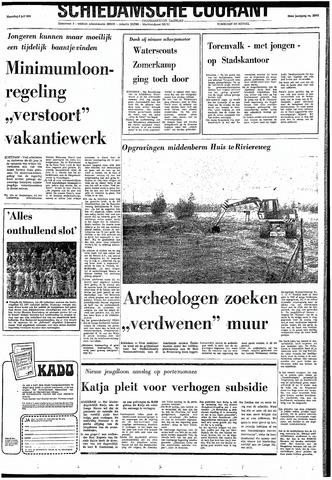 Rotterdamsch Nieuwsblad / Schiedamsche Courant / Rotterdams Dagblad / Waterweg / Algemeen Dagblad 1974-07-08