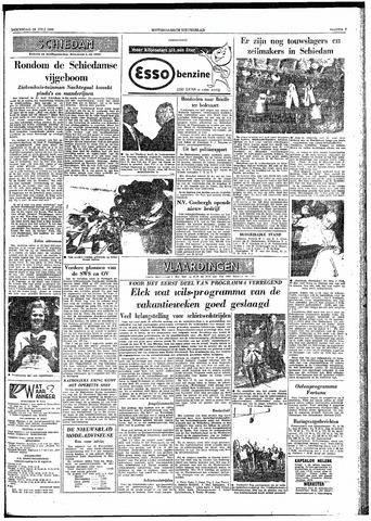 Rotterdamsch Nieuwsblad / Schiedamsche Courant / Rotterdams Dagblad / Waterweg / Algemeen Dagblad 1959-07-29