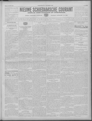 Nieuwe Schiedamsche Courant 1933-10-11