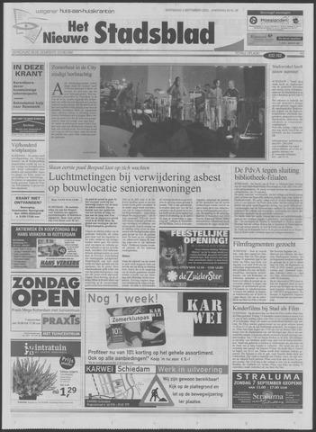 Het Nieuwe Stadsblad 2003-09-03