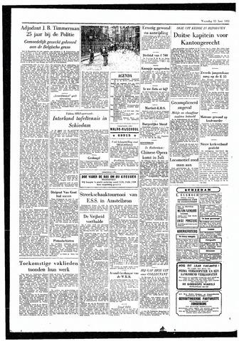 Rotterdamsch Parool / De Schiedammer 1955-06-15