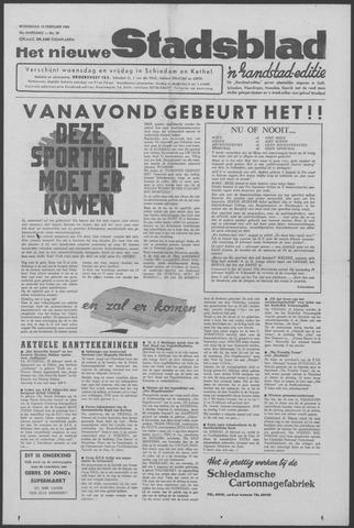 Het Nieuwe Stadsblad 1964-02-19