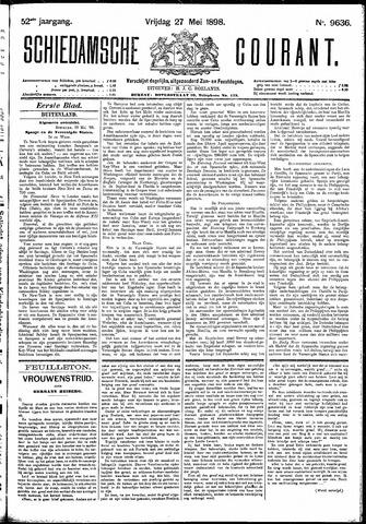 Schiedamsche Courant 1898-05-27