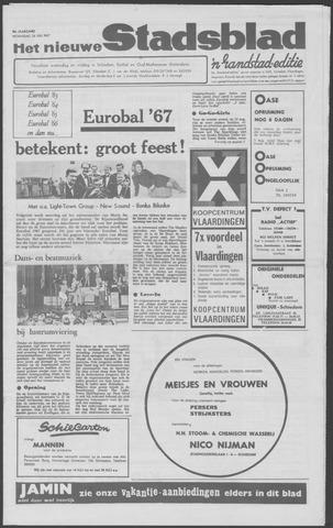 Het Nieuwe Stadsblad 1967-07-26