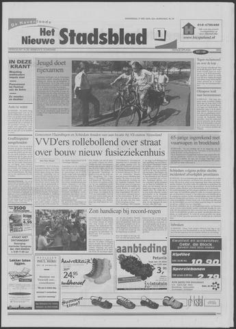 Het Nieuwe Stadsblad 2000-05-17
