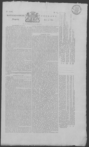 Rotterdamse Courant 1826-05-30