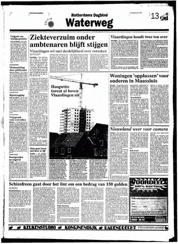 Rotterdamsch Nieuwsblad / Schiedamsche Courant / Rotterdams Dagblad / Waterweg / Algemeen Dagblad 1998-06-23