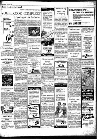 Rotterdamsch Parool / De Schiedammer 1963-06-07