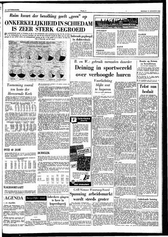Trouw / De Rotterdammer 1964-08-11