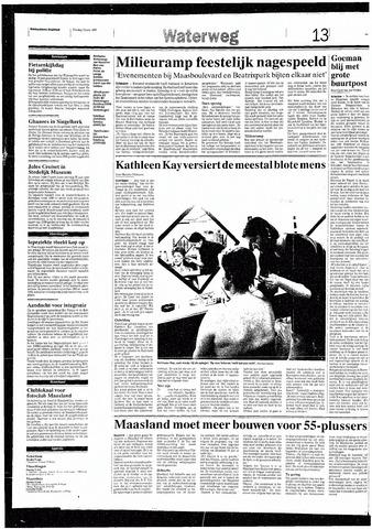 Rotterdamsch Nieuwsblad / Schiedamsche Courant / Rotterdams Dagblad / Waterweg / Algemeen Dagblad 1993-06-15