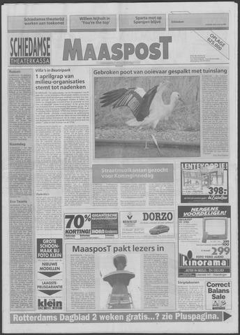 Maaspost / Maasstad / Maasstad Pers 1995-04-05