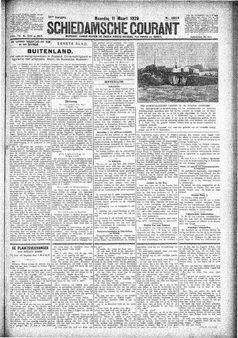 Schiedamsche Courant 1929-03-11