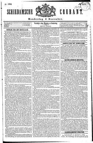 Schiedamsche Courant 1862-12-04