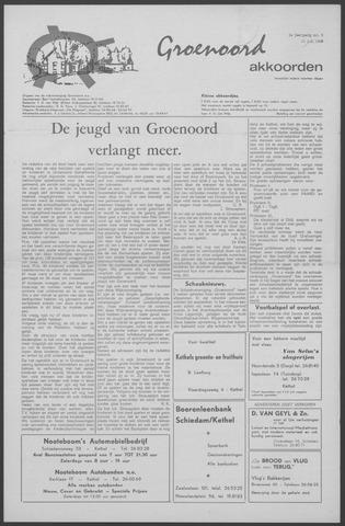 Groenoord Akkoorden 1968-07-11