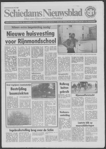 Schiedams Nieuwsblad 1984-06-20