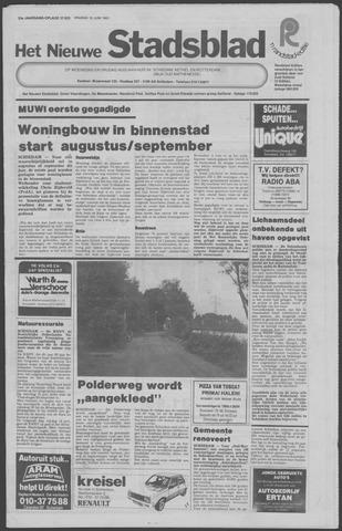 Het Nieuwe Stadsblad 1981-06-12