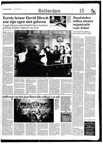Rotterdamsch Nieuwsblad / Schiedamsche Courant / Rotterdams Dagblad / Waterweg / Algemeen Dagblad 1993-05-22