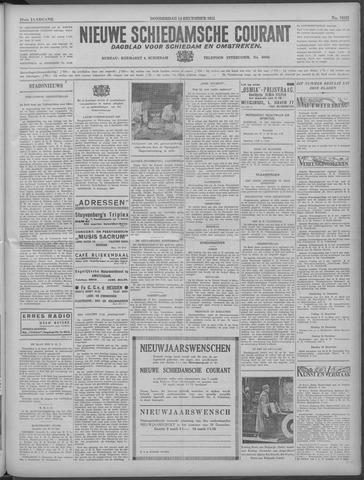 Nieuwe Schiedamsche Courant 1933-12-14