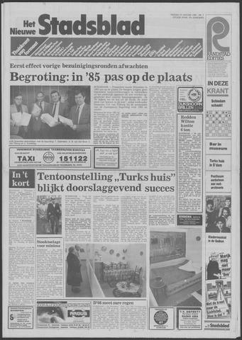 Het Nieuwe Stadsblad 1985-01-25