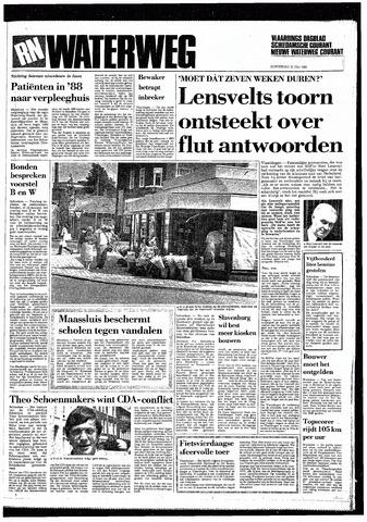 Rotterdamsch Nieuwsblad / Schiedamsche Courant / Rotterdams Dagblad / Waterweg / Algemeen Dagblad 1985-07-25