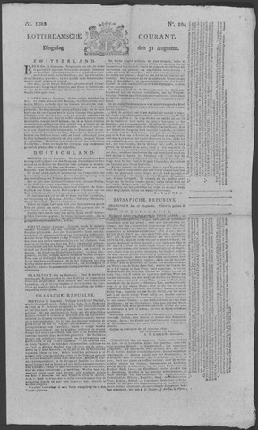 Rotterdamse Courant 1802-08-31
