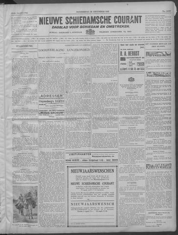Nieuwe Schiedamsche Courant 1932-12-29