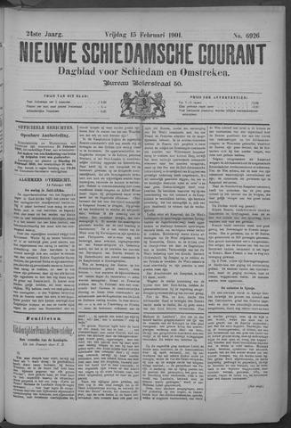 Nieuwe Schiedamsche Courant 1901-02-15
