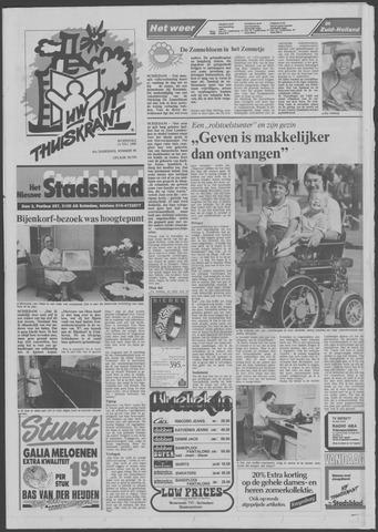 Het Nieuwe Stadsblad 1988-07-13