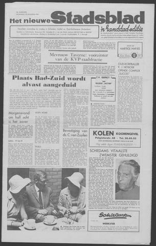 Het Nieuwe Stadsblad 1968-08-28