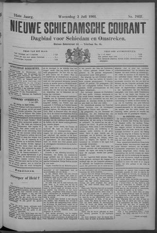 Nieuwe Schiedamsche Courant 1901-07-03