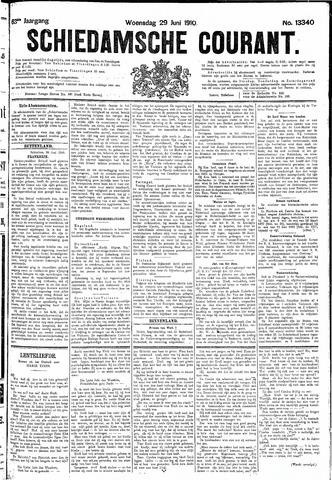 Schiedamsche Courant 1910-06-29