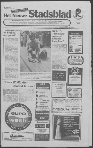 Het Nieuwe Stadsblad 1974-07-03
