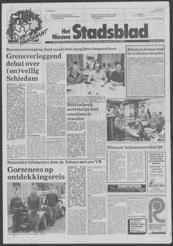 Het Nieuwe Stadsblad 1987-11-11