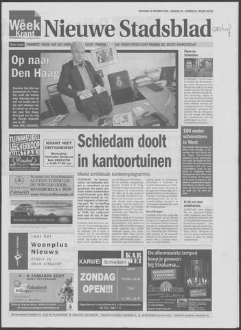Het Nieuwe Stadsblad 2006-11-29