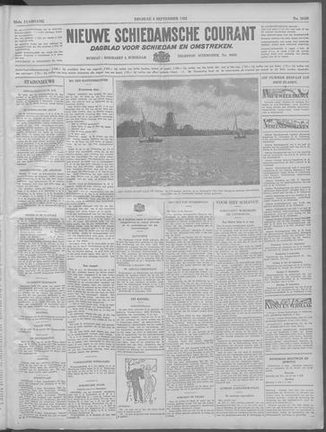 Nieuwe Schiedamsche Courant 1932-09-06