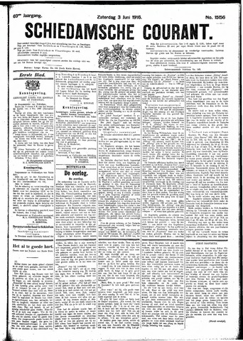 Schiedamsche Courant 1916-06-03