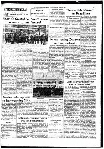 Rotterdamsch Nieuwsblad / Schiedamsche Courant / Rotterdams Dagblad / Waterweg / Algemeen Dagblad 1965-01-07