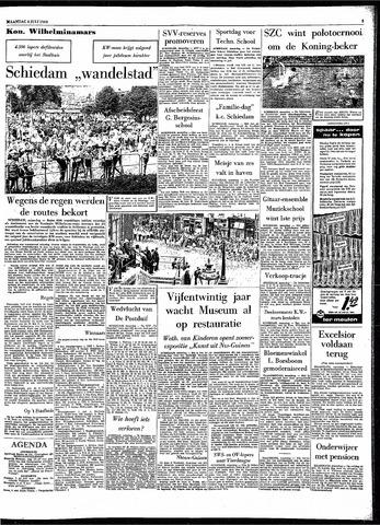 Rotterdamsch Parool / De Schiedammer 1963-07-08