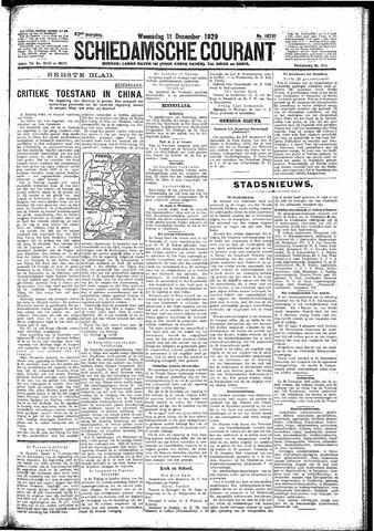 Schiedamsche Courant 1929-12-11