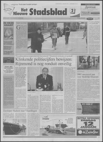 Het Nieuwe Stadsblad 2003-01-09